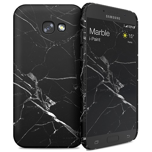 Image of   Samsung Galaxy A5 (2017) cover med marmor mønster i-Paint Marble