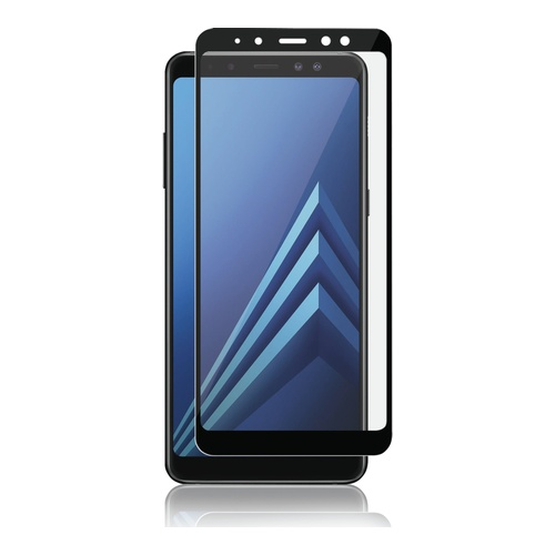 Billede af Samsung Galaxy A6 2018 Full-Fit Glass Black