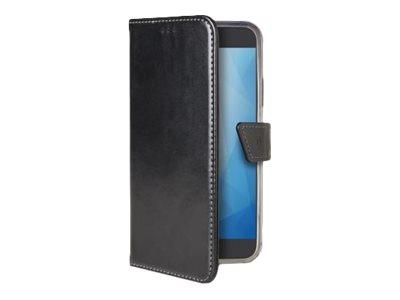Billede af Samsung Galaxy A8 flipcover Celly Wally Case