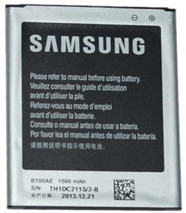 Billede af Samsung Galaxy Ace 3 Batteri EB-B100AE Originalt