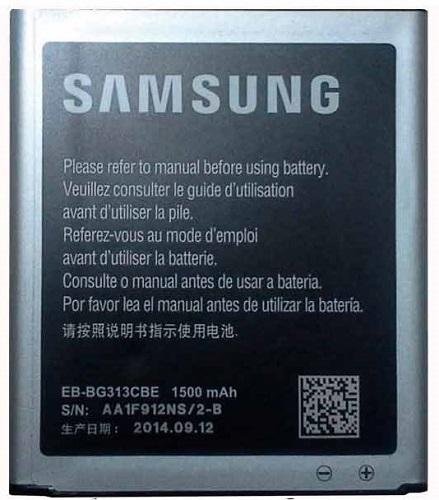 Billede af Samsung Galaxy Ace 4 LTE G313F batteri EB-BG313CBE Originalt