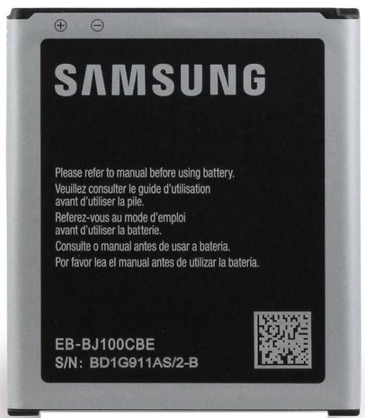 Billede af Samsung Galaxy J1 Batteri Originalt EB-BJ100CBE