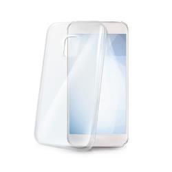 Billede af Samsung Galaxy J3 Samsung Galaxy J3 2016 Celly Gelskin TPU Cover Gennemsigtig