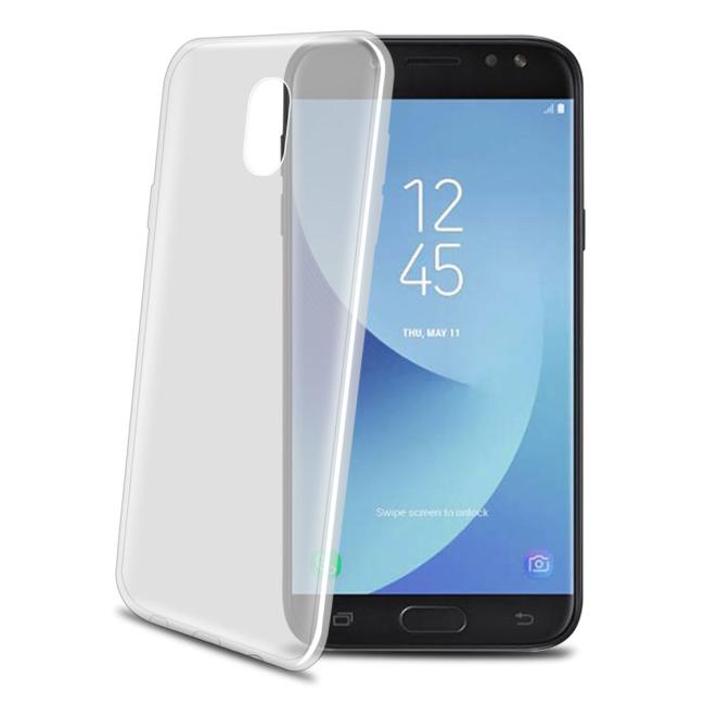 Billede af Samsung Galaxy J5 2017 Celly Gelskin TPU Cover Gennemsigtig