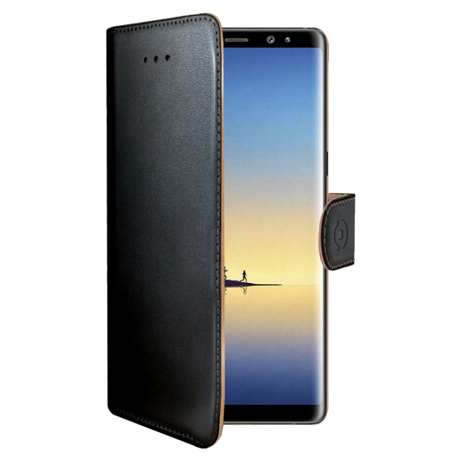 Image of   Samsung Galaxy Note 9 flipcover Celly Wally Case