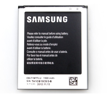 Samsung Galaxy S III Mini batteri EB-F1M7FLUCSTD Originalt