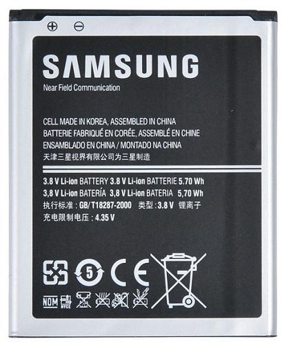 Billede af Samsung Galaxy S3 Mini NFC kompatibelt batteri EB-L1M7FLU Originalt