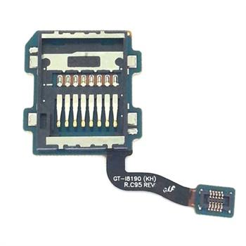 Image of   Originalt Samsung i8190 Galaxy S3 mini Hukommelses kort læser