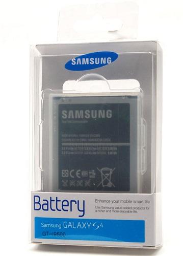 Billede af Samsung Galaxy S4 / S4 Active batteri EB-B600BEBEG