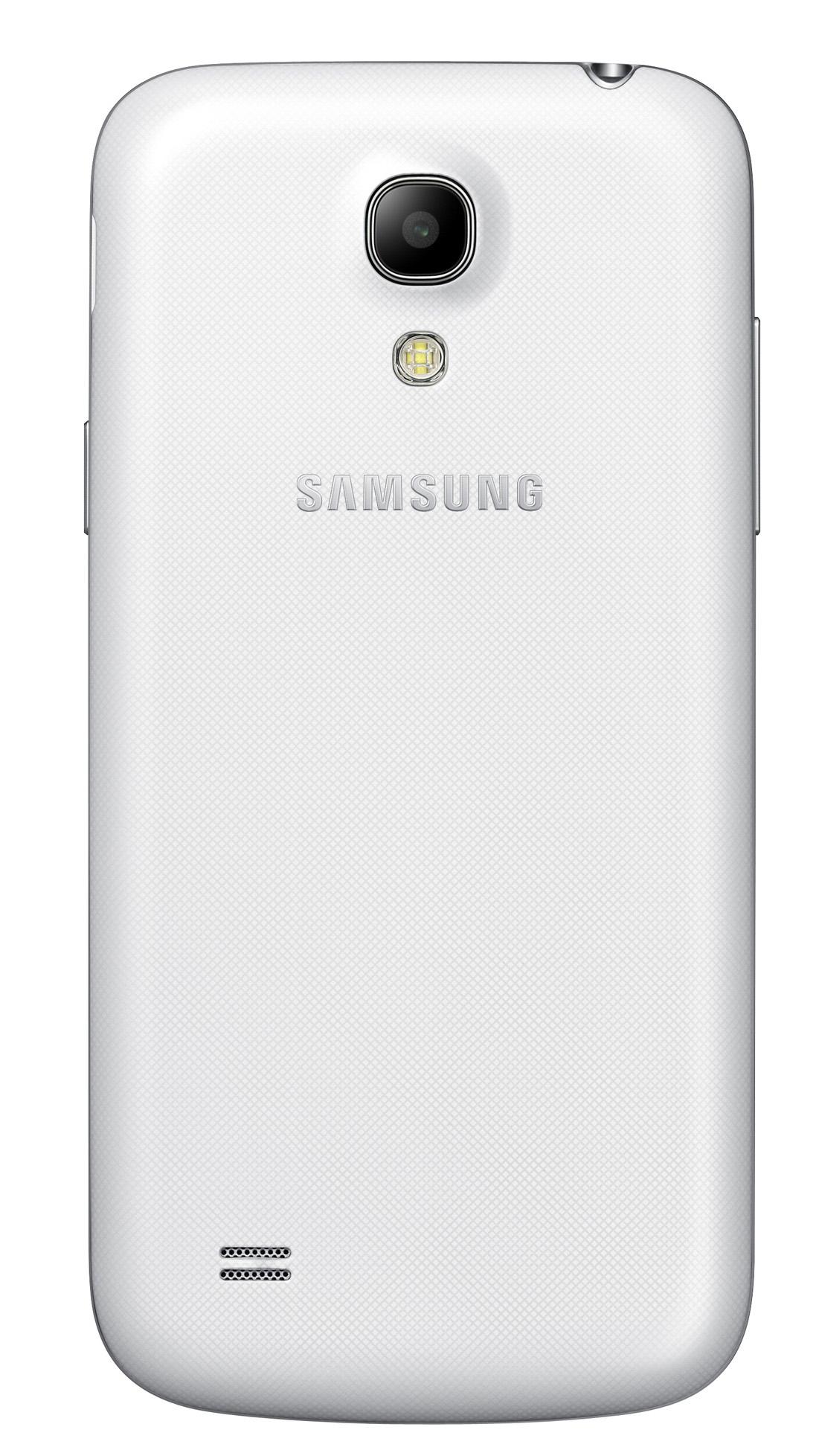Image of   Originalt Samsung i9195 Galaxy S4 mini battericover - Hvid
