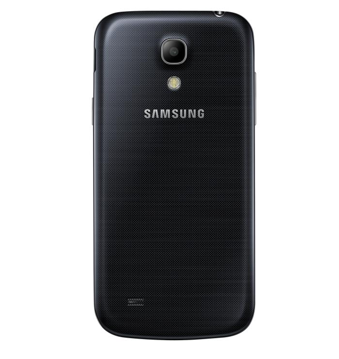 Image of   Originalt Samsung i9195 Galaxy S4 mini battericover - Sort