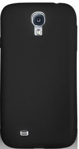 Image of   Samsung Galaxy S4 Silikone Cover Sort