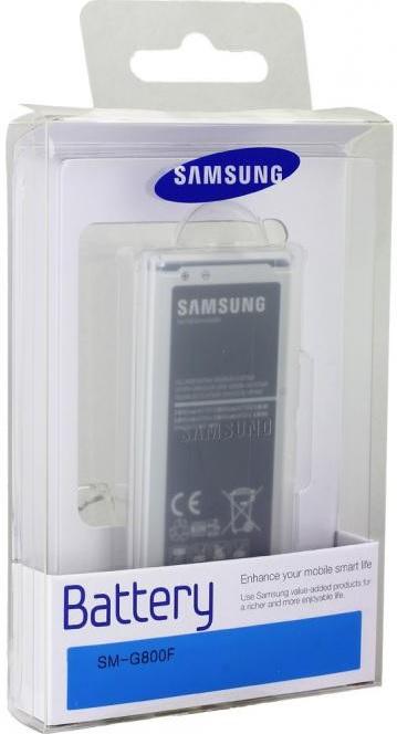 Billede af Samsung Galaxy S5 Mini Batteri 2100 mAh EB-BG800BBEG