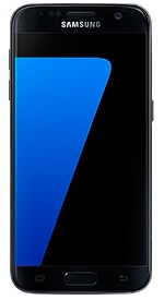 Samsung Galaxy S7 32GB Sort