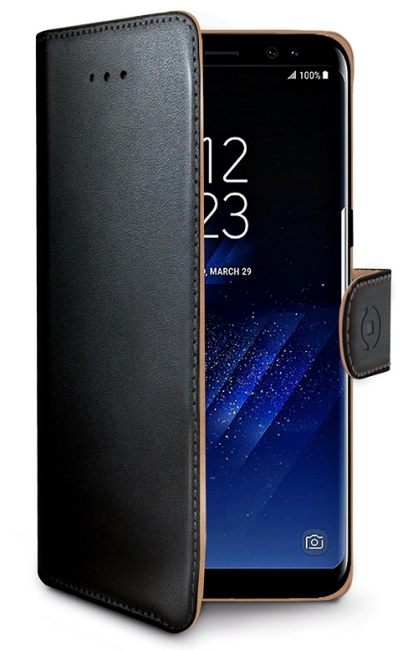 Image of   Samsung Galaxy S8 flipcover Celly Wally Case -
