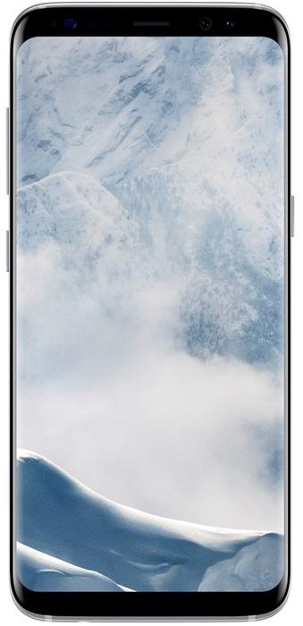 Image of   Samsung SM-G950F Galaxy S8 Sølv
