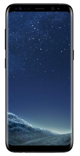 Image of   Samsung SM-G950F Galaxy S8 Sort