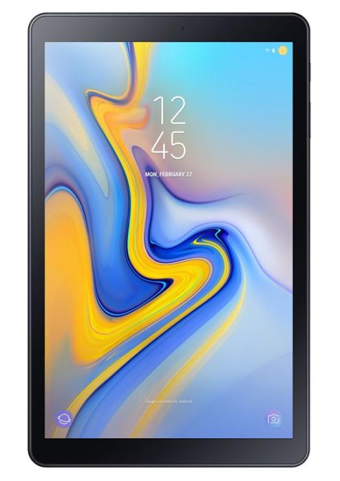 Image of   SAMSUNG GALAXY TAB A 10.5 (4G 32GB EBONY BLACK)
