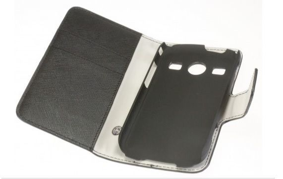 Image of   Samsung Galaxy Xcover 2 flipcover Sort