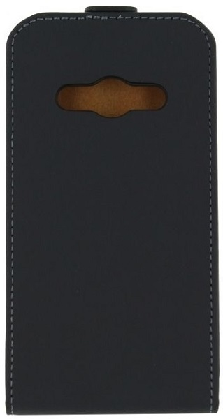 Image of   Samsung Galaxy Xcover 3 flipcover Sort
