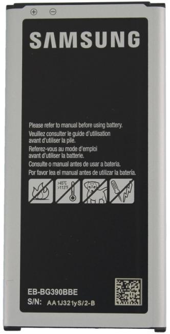 Billede af Samsung Galaxy Xcover 4 batteri originalt EB-BG390BBE