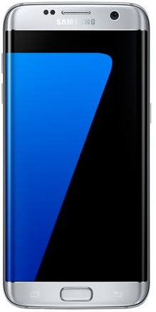 Samsung SM-G935 Galaxy S7 Edge 32GB Sølv