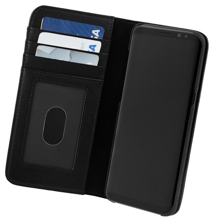 Billede af Samsung Galaxy S8+ (Plus) Pung Case-mate Wallet Folio i ægte læder