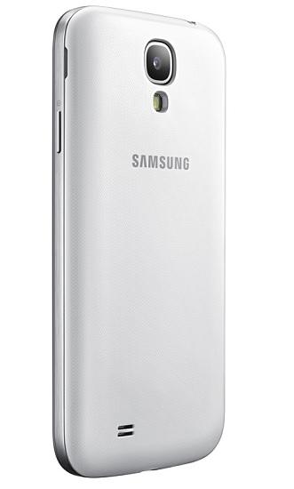 Billede af Samsung Galaxy S4 trådløs opladnings cover - Hvid