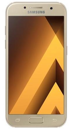 Samsung SM-A320 Galaxy A3 (2017) Guld/Sand