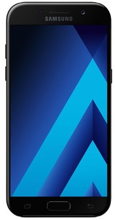Samsung SM-A520 Galaxy A5 (2017) Sort