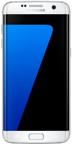 Samsung SM-G935 Galaxy S7 Edge 32GB Hvid
