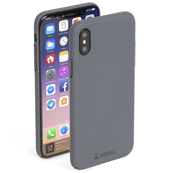 SANDBY COVER APPLE (IPHONE 5.8 STONE)