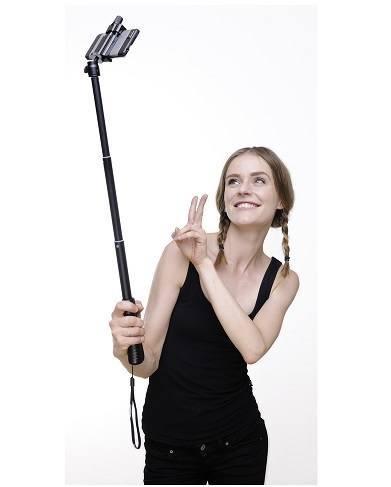 Image of   Selfie Stick forlænger arm til Selfies