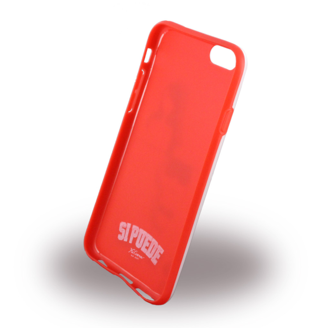 Si Puede - C6QUEEN - Silicone Skin - Apple iPhone 6 6s - Queen