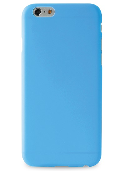 Image of   Silikone cover til Apple iPhone 6/6S Puro Ultra Slim 0.3 Blå