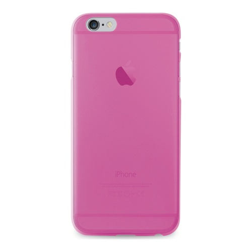 Image of   Silikone cover til Apple iPhone 7 Plus/8 Plus Puro Ultra Slim 0.3 Pink / lyserød