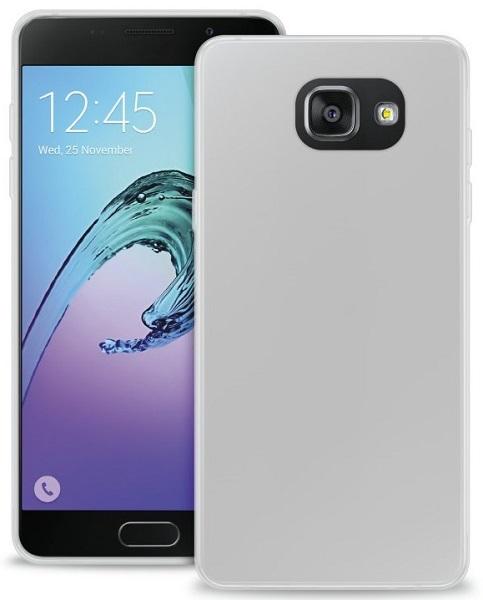 Silikone cover til Samsung Galaxy A5 (2016) Puro Ultra Slim 0.3 Gennemsigtig