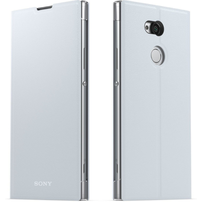Image of   Sony Style Cover Stand til Sony Xperia XA2 Ultra - Sølv