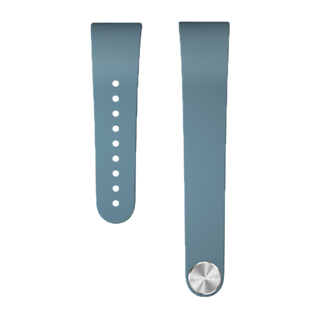 Sony - SWR310 - SmartBand Strap - Large Red-Blue