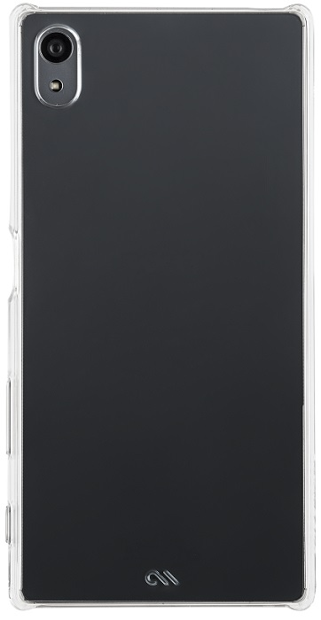 Billede af Sony Xperia X Cover Case-Mate Barely There Gennemsigtigt