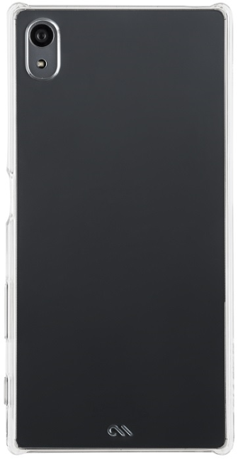 Image of   Sony Xperia X Cover Case-Mate Barely There Gennemsigtigt