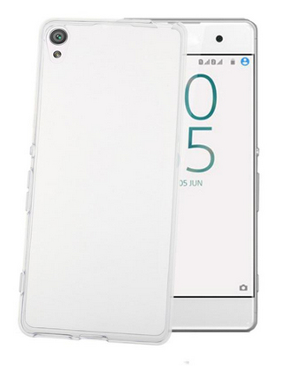 Image of   Sony Xperia XA Celly Gelskin TPU Cover Gennemsigtig