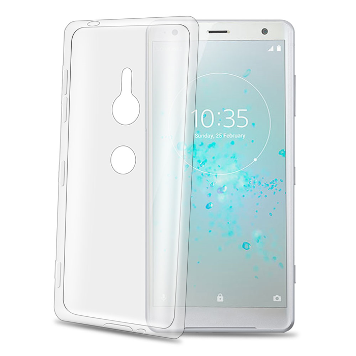 Image of   Sony Xperia XZ2 Celly Gelskin TPU Cover
