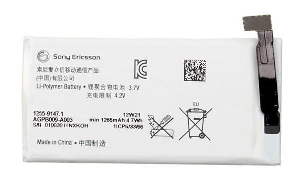 Billede af Sony Xperia Go batteri AGPB009-A003 Originalt