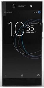Billede af Sony (G3221) Xperia XA1 Ultra Sort