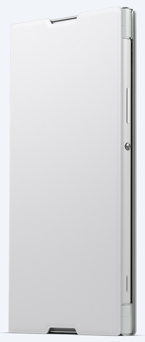 Billede af SONY STYLE COVER FLIP (XPERIA XZS WHITE)