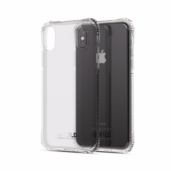 SoSkild Absorb Case iPhone X Clear
