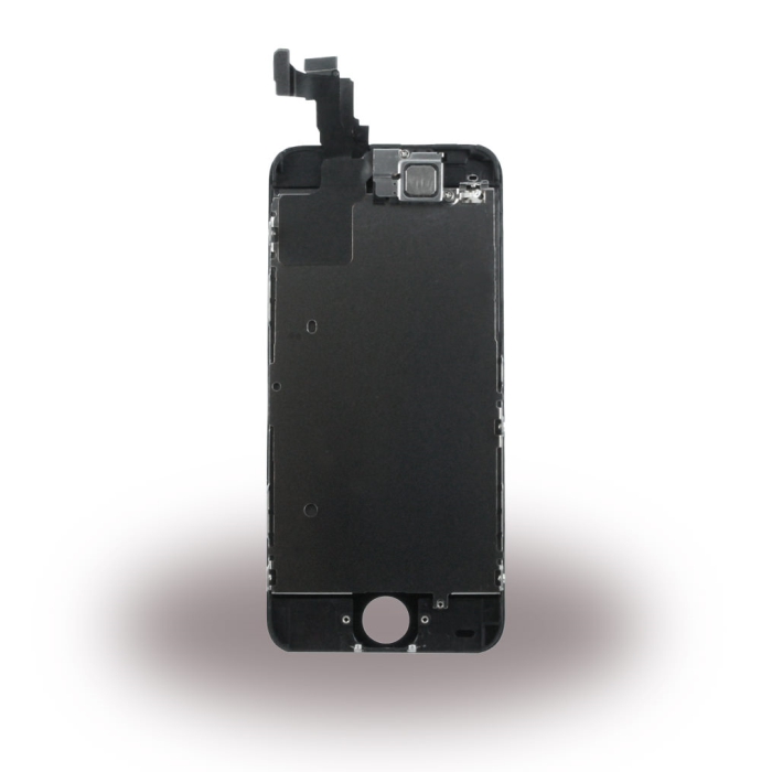 Image of   Spare Part Apple - LCD Display + Touch Full Set - Apple iPhone 5C - Black