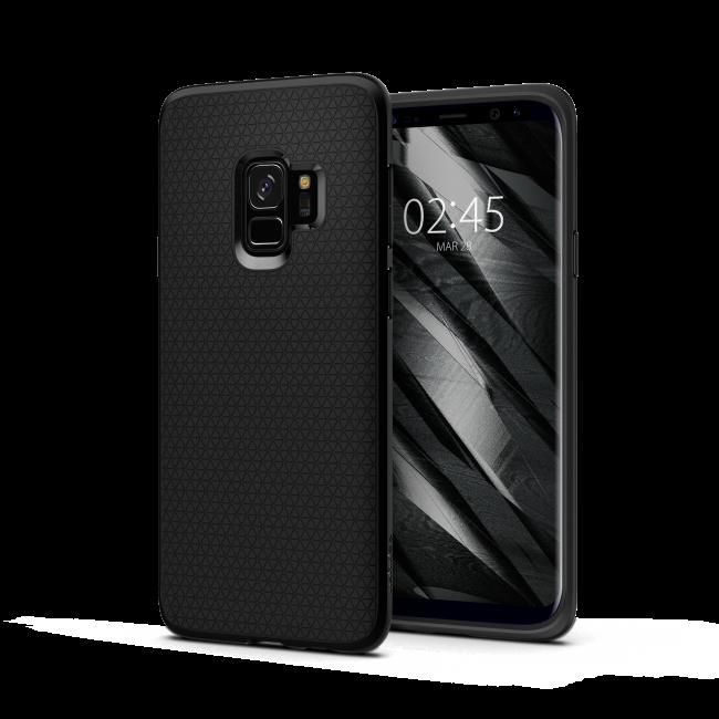 Image of   Spigen Liquid Air cover til Samsung Galaxy S9