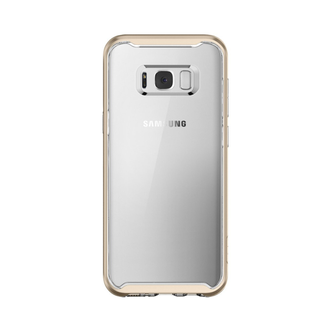 Spigen Neo Hybrid Crystal for Galaxy S8+ champagne gold